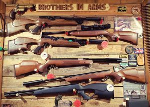 Brothers In Arms - Guns